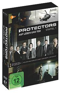 Protectors: Auf Leben und Tod - Staffel 1 - Produktdetailbild 1