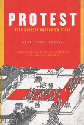 Protest with Chinese Characteristics, Ho-fung Hung