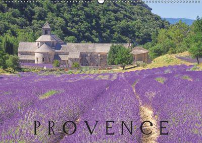 Provence (Wandkalender 2019 DIN A2 quer), LianeM