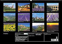 Provence (Wandkalender 2019 DIN A2 quer) - Produktdetailbild 13