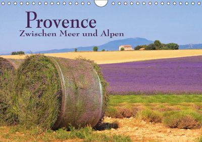Provence - Zwischen Meer und Alpen (Wandkalender 2019 DIN A4 quer), LianeM