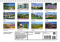 Provence - Zwischen Meer und Alpen (Wandkalender 2019 DIN A4 quer) - Produktdetailbild 13