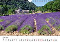 Provence - Zwischen Meer und Alpen (Wandkalender 2019 DIN A4 quer) - Produktdetailbild 4