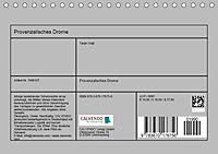Provenzalisches Drome (Tischkalender 2019 DIN A5 quer) - Produktdetailbild 13