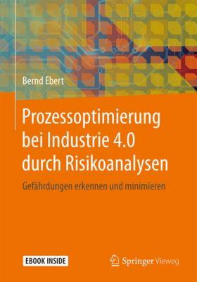 Prozessoptimierung bei Industrie 4.0 durch Risikoanalysen, Bernd Ebert