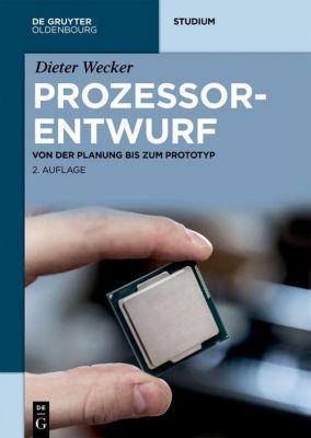 Prozessorentwurf, Dieter Wecker