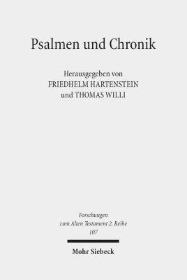 Psalmen und Chronik -  pdf epub