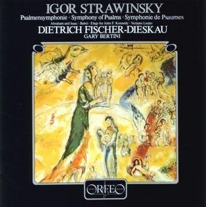 Psalmensinfonie/2 Poemes/Babel/Abraham U.Isaac/+, Fischer-Dieskau, Bertini, Rsos