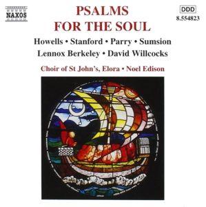 Psalms For The Soul (Psalmen für die Seele), Choir Of St.John's Elora, Edis
