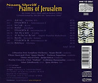 Psalms Of Jerusalem - Produktdetailbild 1