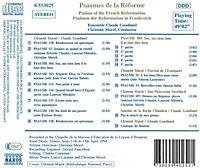 Psaumes De La Réforme - Produktdetailbild 1