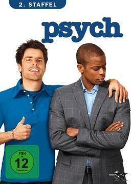 Psych - Staffel 2, Dulé Hill,Corbin Bernsen James Roday