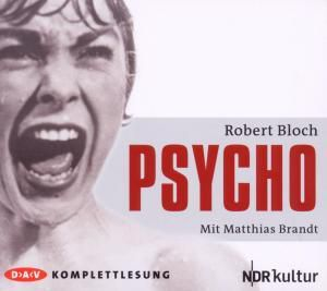 Psycho, 5 Audio-CDs, Robert Bloch