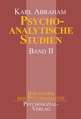 Psychoanalytische Studien, Karl Abraham