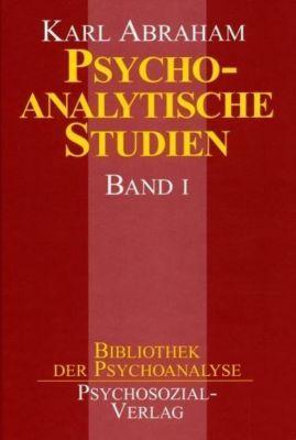 Psychoanalytische Studien, 2 Bde., Karl Abraham