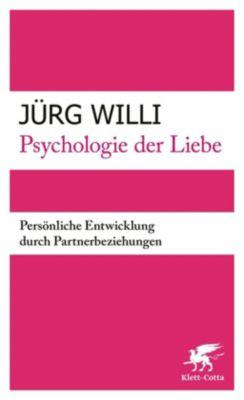 Psychologie der Liebe - Jürg Willi |