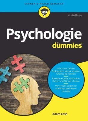 Psychologie für Dummies, Adam Cash