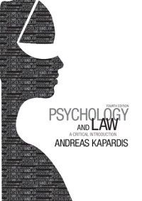 Psychology and Law, Andreas Kapardis