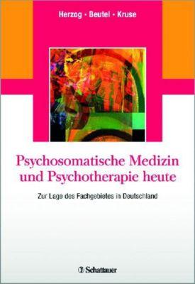 Psychosomatische Medizin und Psychotherapie heute
