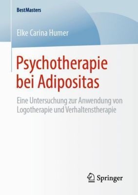 Psychotherapie bei Adipositas - Elke Carina Humer |
