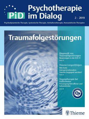 Psychotherapie im Dialog (PiD): .2/2019 Traumafolgestörungen -  pdf epub