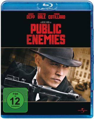 Public Enemies, Ronan Bennett, Ann Biderman, Bryan Burrough, Michael Mann