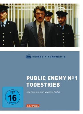 Public Enemy No. 1: Todestrieb - Große Kinomomente, Abdel Raouf Dafri, Jean-François Richet