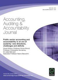 Public sector accounting and accountability in an era of austerity