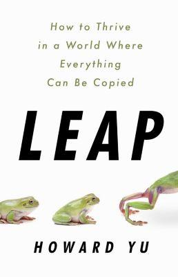 PublicAffairs: Leap, Howard Yu
