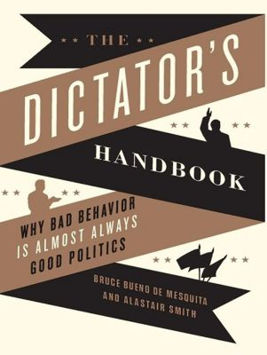 PublicAffairs: The Dictator's Handbook, Alastair Smith, Bruce Bueno de Mesquita