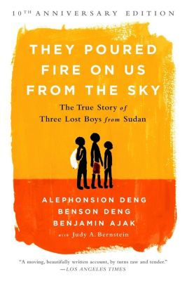 PublicAffairs: They Poured Fire on Us From the Sky, Benjamin Ajak, Benson Deng, Alephonsion Deng, Judy A. Bernstein