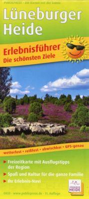 PublicPress Erlebnisführer Lüneburger Heide