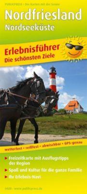 PUBLICPRESS Erlebnisführer Nordfriesland - Nordseeküste