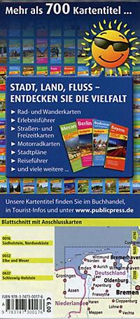 PublicPress Erlebnisführer Ostfriesland, Friesland, Ammerland & Wesermarsch - Produktdetailbild 1