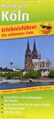 PUBLICPRESS Erlebnisführer Rund um Köln