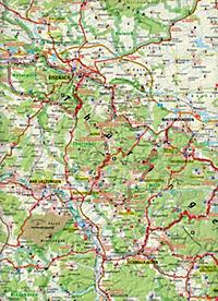 PublicPress Erlebnisführer Thüringer Wald mit Rennsteig - Produktdetailbild 2