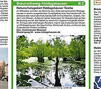 PublicPress Rad- und Wanderkarte Braunschweig, Helmstedt mit Naturpark Elm-Lappwald - Produktdetailbild 1