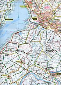 PublicPress Rad- und Wanderkarte Eiderstedt, St. Peter-Ording - Husum - Tönning - Produktdetailbild 2