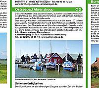 PublicPress Rad- und Wanderkarte Fischland - Darß - Zingst - Südliche Boddenküste - Produktdetailbild 1