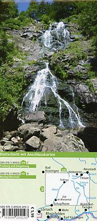 PublicPress Rad- und Wanderkarte Hochschwarzwald - Produktdetailbild 1