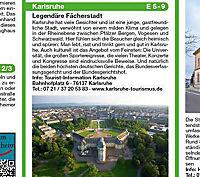 PublicPress Rad- und Wanderkarte Karlsruhe-Landau-Rastatt - Produktdetailbild 2