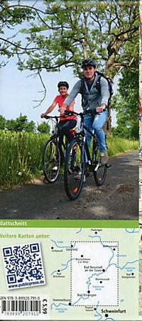 PublicPress Rad- und Wanderkarte Rhöner Land - Produktdetailbild 1