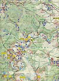 PublicPress Rad- und Wanderkarte Rhöner Land - Produktdetailbild 2