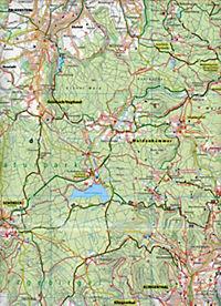 PublicPress Rad- und Wanderkarte Vogtland, Elstergebirge - Produktdetailbild 2