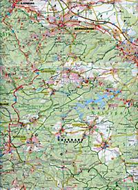 PUBLICPRESS Radkarte Harz - Produktdetailbild 1