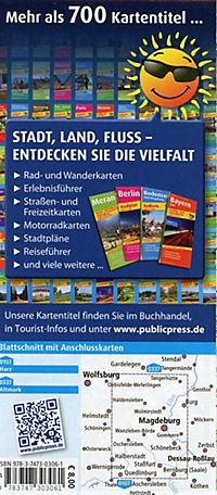 PublicPress Radkarte Magdeburg und Umgebung - Produktdetailbild 1