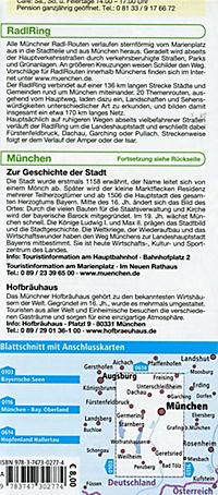 PublicPress Radkarte München und Umgebung mit RadlRing - Produktdetailbild 1