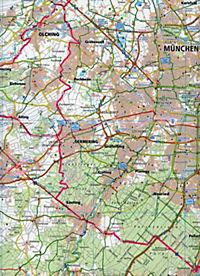 PublicPress Radkarte München und Umgebung mit RadlRing - Produktdetailbild 2
