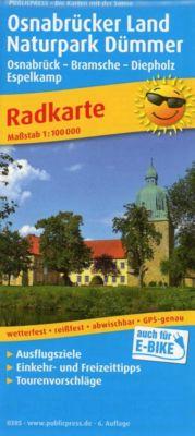 PublicPress Radkarte Osnabrücker Land, Naturpark Dümmer