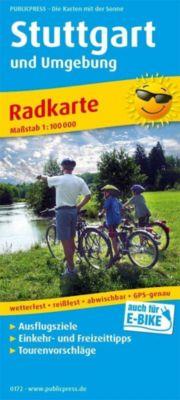 PublicPress Radkarte Stuttgart und Umgebung